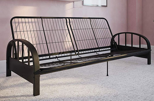 Top 10 Best Wood and Metal Futon Frames Reviews in 2020 ...