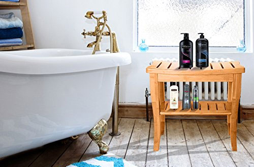 Top 10 Best Teak Shower Benches Reviews