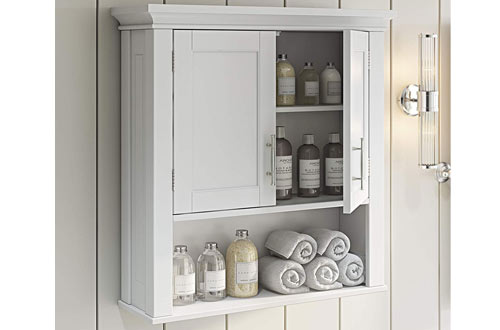 Top 10 Best Bathroom Wall Cabinets