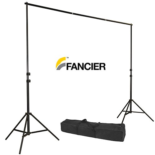 Fancierstudio 8ft by 10ft Background Stand -TB30