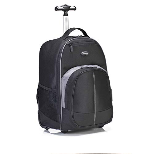 Targus Compact Rolling Business &Travel Commuter Wheeled Backpack -TSB750US
