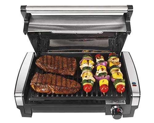 Hamilton Beach Electric Indoor Searing Grill -25361