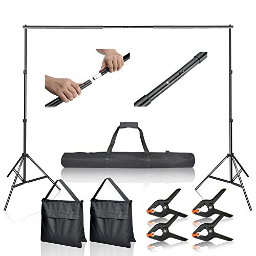 Emart Photo Video Studio Adjustable Backdrop Stand