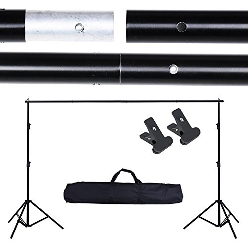 AW Adjustable Photography Background Support Stand