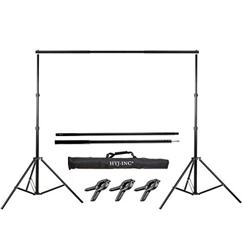 HYJ-INC Photo Video Studio Adjustable Backdrop Stand