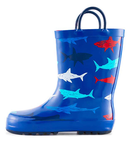 KomForme Kids Girl Boy Rain Boots