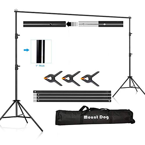 MOUNTDOG Backdrop Support Photography Stand