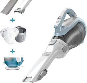 1.BLACK+DECKER dustbuster Handheld Vacuum