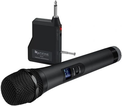 4. FIFINE TECHNOLOGY Wireless Microphone