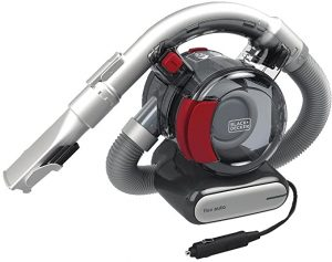 5.BLACK+DECKER Flex Car Vacuum