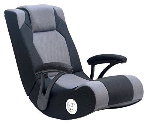 2. Game Chair Video Rocker with Headphone Jack by X Rocker