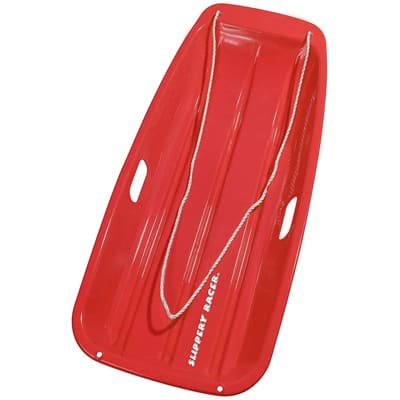 Slippery Racer Downhill Sprinter Toboggan Snow Sled